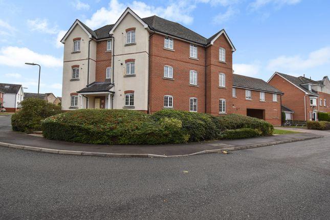 Thumbnail Flat to rent in Thyme Avenue, Whiteley, Fareham