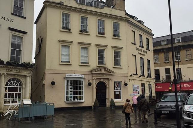 Thumbnail Retail premises for sale in Bridgwater House, 2 Terrace Walk, Bath