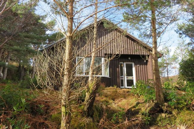 Thumbnail Property for sale in Allt An Dubh, Kenmore Road, Shieldaig, Strathcarron