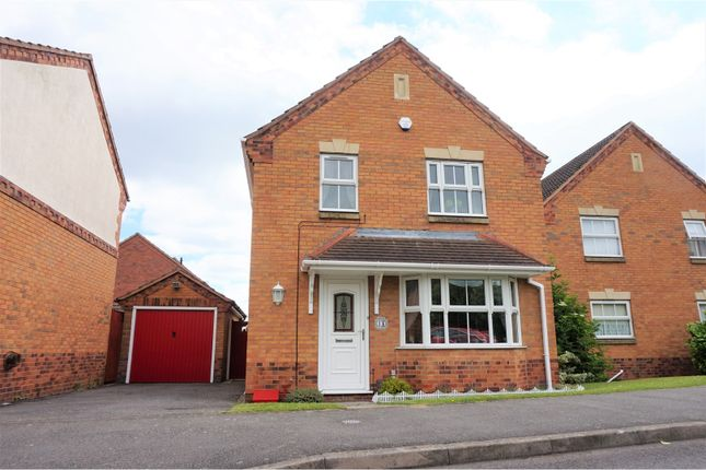 Thumbnail Detached house for sale in Tintagel Way, New Waltham