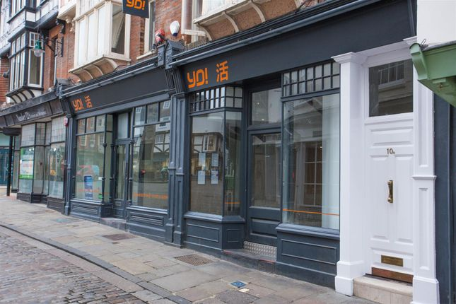 Thumbnail Restaurant/cafe to let in Sun Street, Canterbury