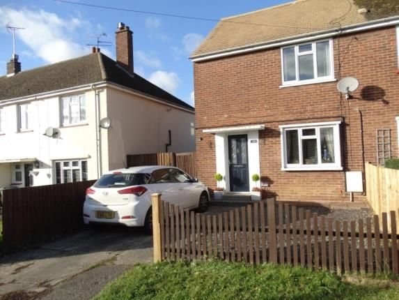 Thumbnail Semi-detached house for sale in Glebe Crescent, Witham
