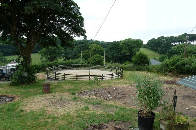 Thumbnail Land for sale in Pencarrow, Camelford