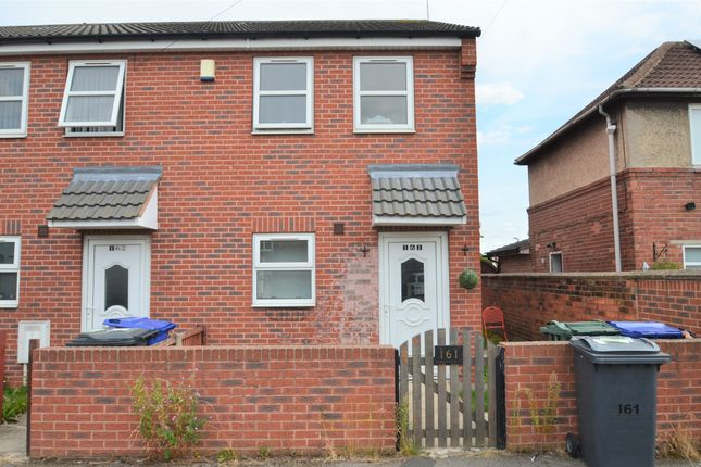 Thumbnail Semi-detached house to rent in King Georges Road, Rossington