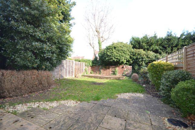 Garden of Danesfield Close, Walton-On-Thames KT12