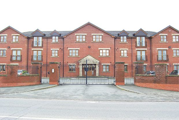 Thumbnail Flat to rent in The Meadows, Chorley Road, Westhoughton