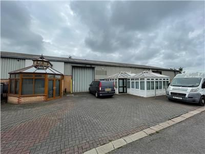 Thumbnail Light industrial for sale in Unit 6 Ñ 7, Holly Close, Holly Trading Park, Thornton-Cleveleys, Lancashire