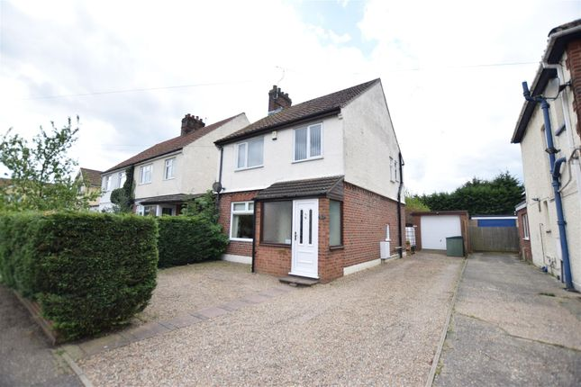 Thumbnail Detached house for sale in Hellesdon, Norwich