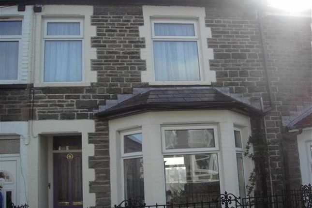 Thumbnail Flat to rent in John Street, Bargoed, Caerphilly
