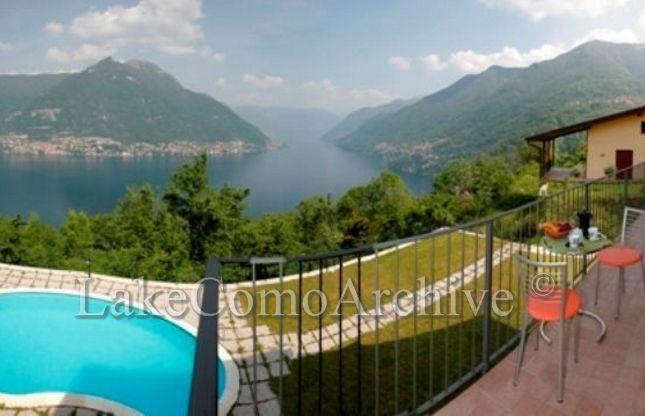 Faggeto Lario, Lake Como, Italy
