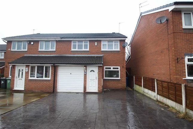 Thumbnail Semi-detached house for sale in Perth Avenue, Ince, Wigan