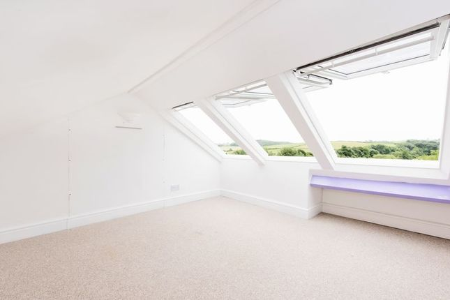 Loft Room With Panoramic Views