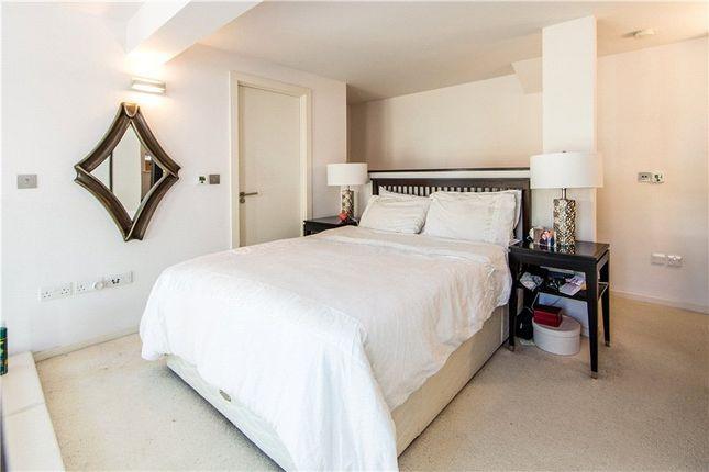 Bedroom of Pissarro House, Augustas Lane, Barnsbury Place, Islington, London N1