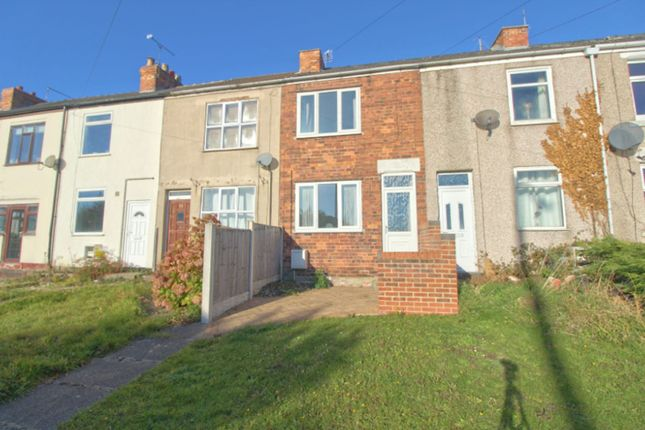 Thumbnail Terraced house for sale in Chesterfield Road, Barlborough, Chesterfield