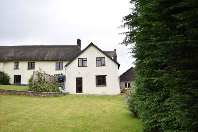 Thumbnail Semi-detached house to rent in Riddlecombe, Chulmleigh