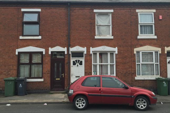 Thumbnail Terraced house to rent in Dalkeith Street, Walsall, West Midlands