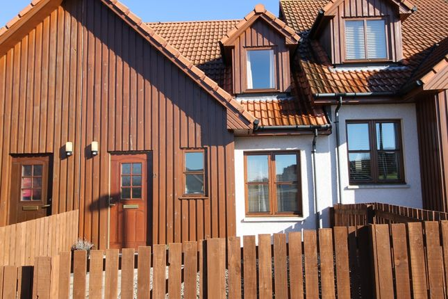 Thumbnail Terraced house for sale in 10 Woodside Brae, Inverness