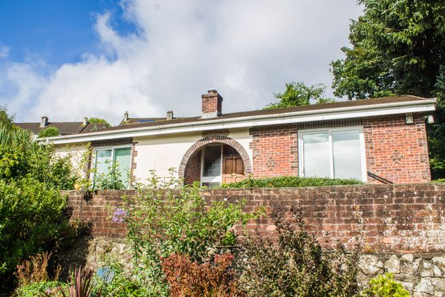 Thumbnail Detached bungalow for sale in King Street, Gunnislake