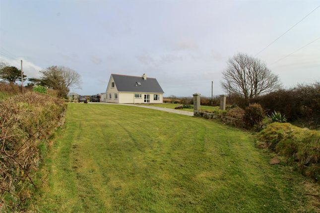 Thumbnail Detached house for sale in Trewennack, Helston