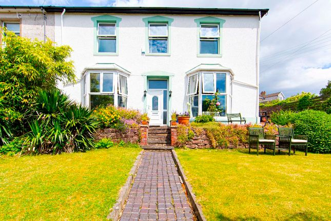 Thumbnail Semi-detached house for sale in Mary Street, Treharris