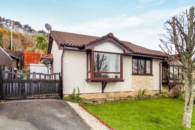 Thumbnail Bungalow to rent in Oakhill Park, Skewen, Neath