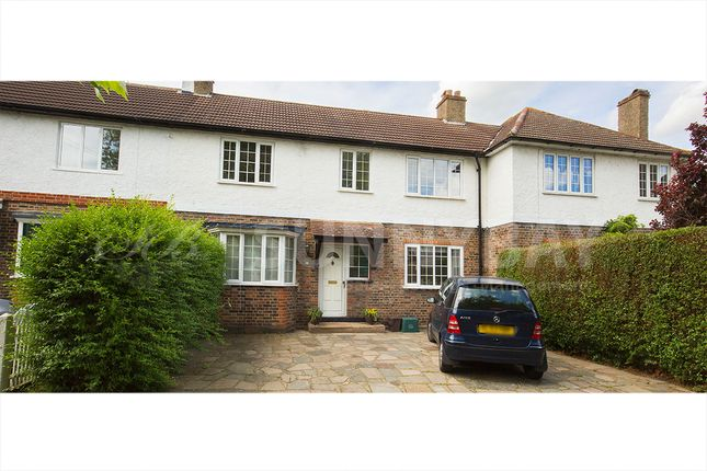 Thumbnail Semi-detached house to rent in Denis Park Crescent, Wimbledon