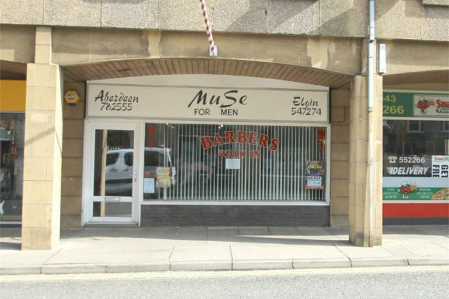 Commercial property for sale in 49 High Street, Elgin, Moray