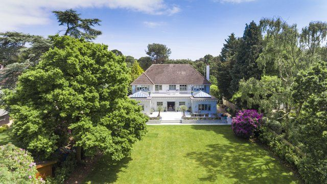 5 bed detached house for sale in Canford Cliffs Road, Canford Cliffs, Poole, Dorset