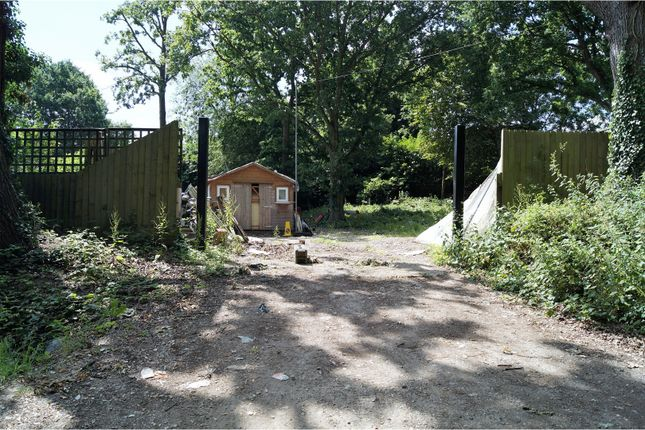 Thumbnail Land for sale in Wash Lane, Potters Bar