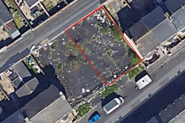 Land for sale in Athol Road, Sunderland, Tyne And Wear SR2