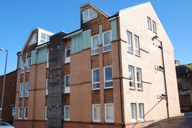 Thumbnail Flat to rent in Jamaica Street, Greenock