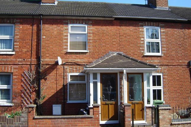 Thumbnail Terraced house to rent in Beaconsfield Place, Newport Pagnell, Bucks