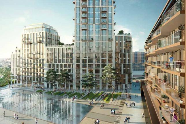 Thumbnail Flat for sale in London Dock, London