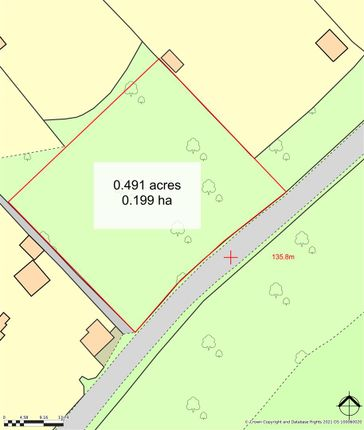 Land for sale in The Chase, Kingswood, Tadworth KT20