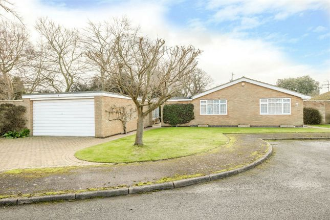 Thumbnail Detached bungalow for sale in The Spinney, Hartford, Huntingdon