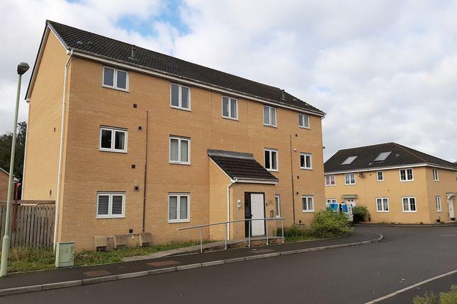 Thumbnail Flat for sale in Ffordd Maendy, Sarn, Bridgend
