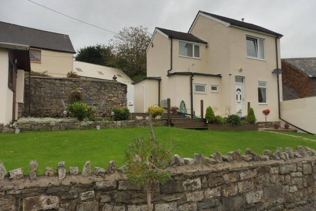 Thumbnail End terrace house for sale in Clarence Street, Pontypool