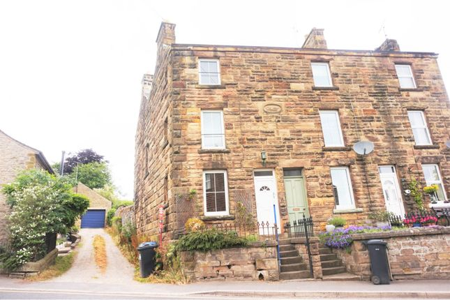 Thumbnail End terrace house for sale in Monyash Road, Bakewell