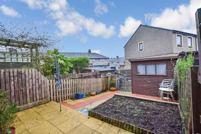 The Rear Garden of Rosebery Avenue, Lancaster LA1