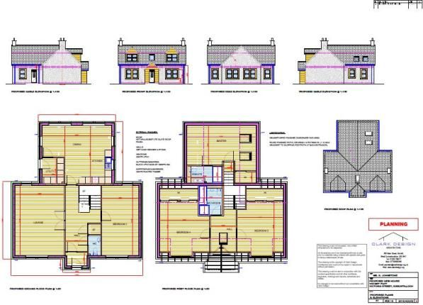 Thumbnail Detached house for sale in New Build Plot, Victoria Street, Kirkintilloch, Glasgow