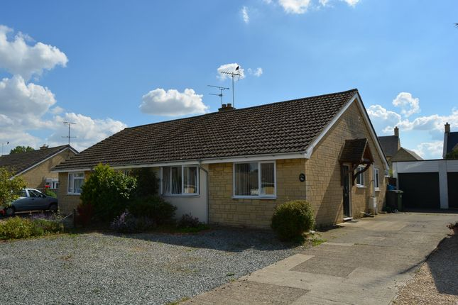 Thumbnail Semi-detached bungalow for sale in Bettertons Close, Fairford