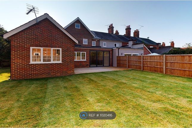Thumbnail End terrace house to rent in Gravel Lane, Chigwell
