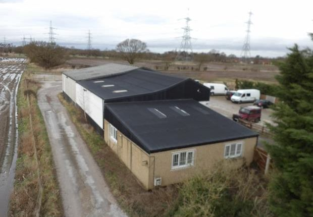 Thumbnail Light industrial to let in Meadow Farm Yard, Capenhurst Lane, Capenhurst, Cheshire