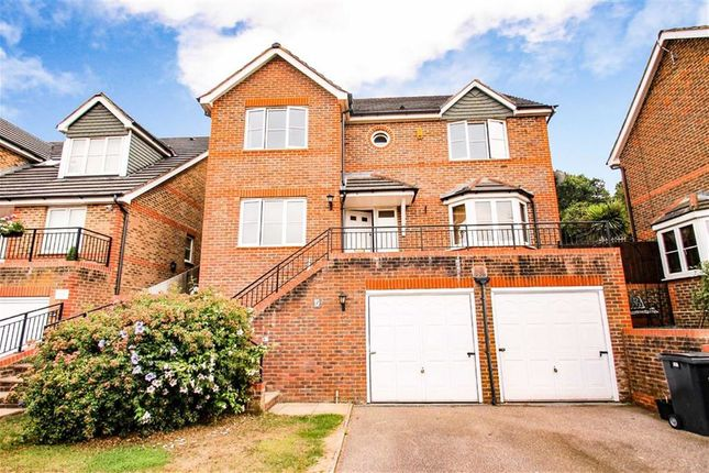 Thumbnail Detached house for sale in The Sedges, St Leonards-On-Sea, East Sussex