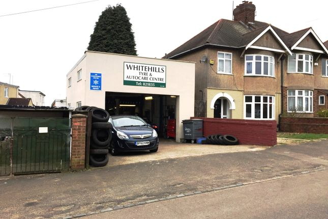 Thumbnail Parking/garage for sale in Greenhills Road, Kingsthorpe, Northampton