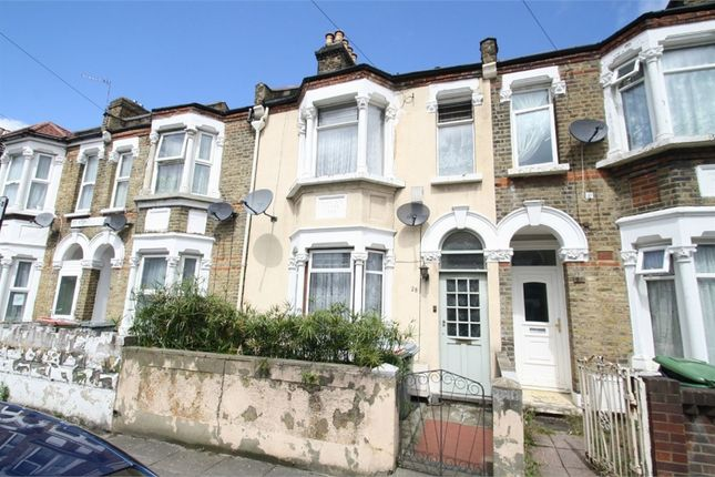 Thumbnail End terrace house for sale in St Stephen's Road, Upton Park, London