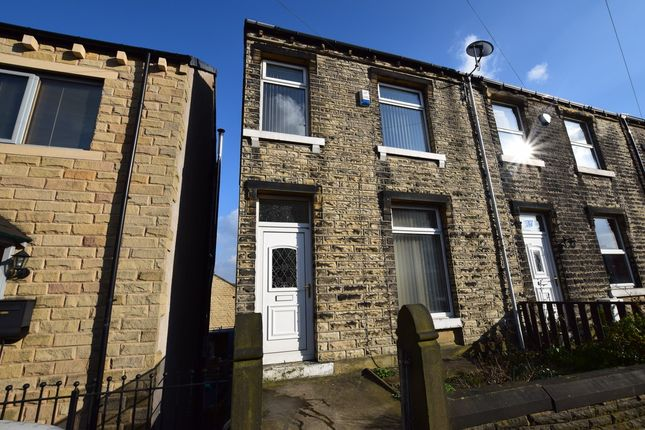 Thumbnail End terrace house for sale in Mount Pleasant Street, Huddersfield
