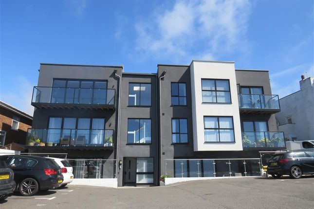 Thumbnail Flat for sale in South Coast Road, Peacehaven