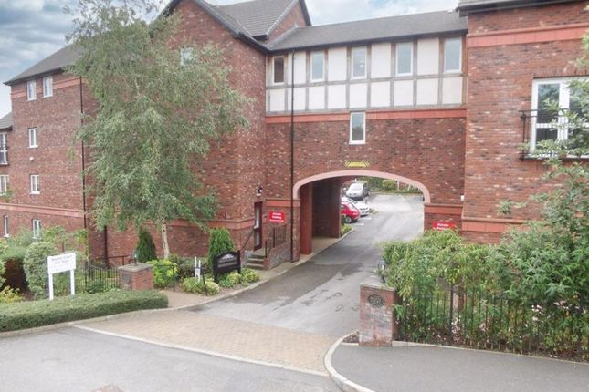 Thumbnail Flat for sale in Holland Walk, Nantwich