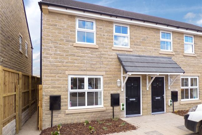 2 bed town house for sale in Moat Hill Close, Cullingworth, Bradford BD13